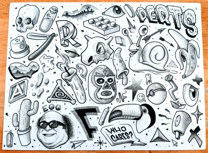 doodles4